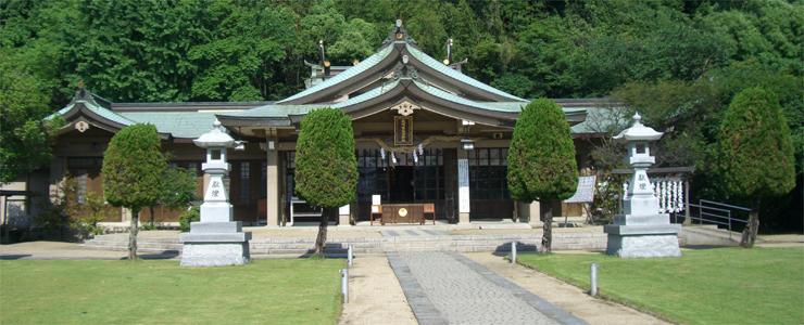 長崎県護国神社
