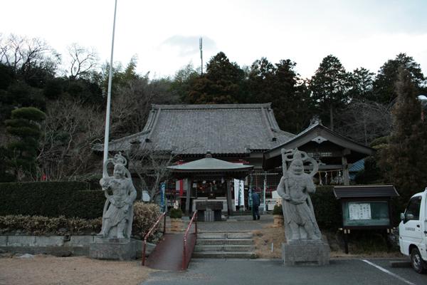岩瀬不動 最上寺