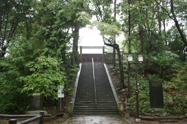 仙波東照宮