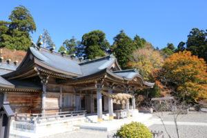 秋葉神社(上社)