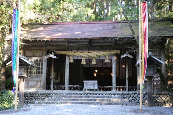 秋葉山本宮秋葉神社(下社)