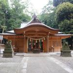 埼玉 久伊豆神社