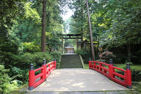 埼玉 金鑚神社
