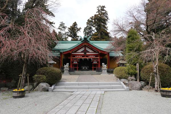 静岡 新橋浅間神社