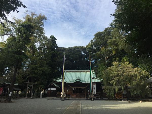 神奈川 深見神社