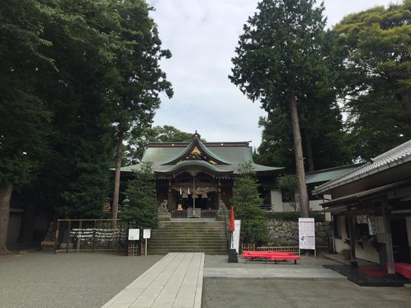 神奈川 六所神社