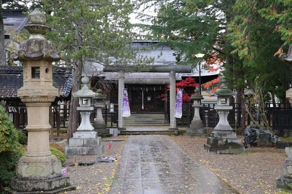 山形 松岬神社