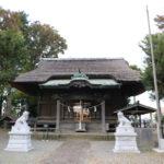 神奈川 高部屋神社
