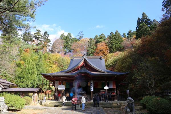 山形 大聖寺(亀岡文殊)