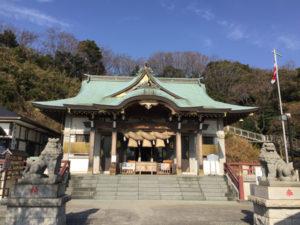 神奈川 本牧神社