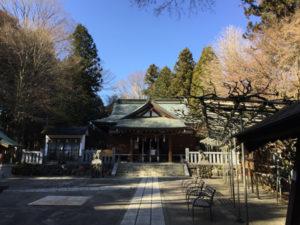 静岡 神場山神社
