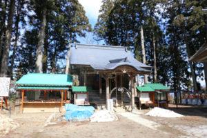 岩手 白山神社