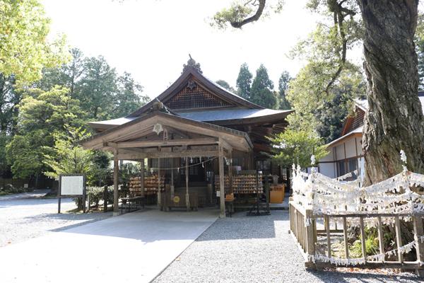 静岡 井伊谷宮