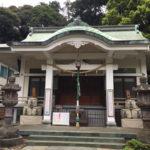 神奈川 相州真鶴 貴船神社