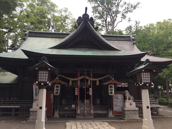 山梨 小室浅間神社