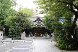 東京 鳥越神社