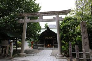 東京 藏前神社(蔵前神社)