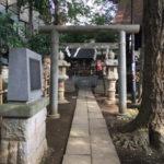東京 高円寺氷川神社(気象神社)