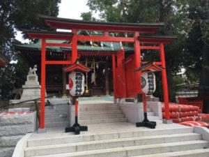 東京 馬橋稲荷神社