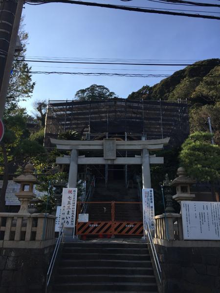 神奈川 (西)叶神社