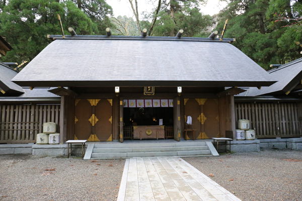 高千穂 天岩戸神社(西本宮)
