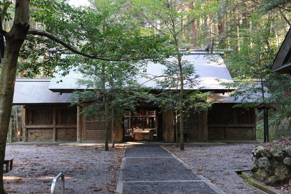 高千穂 天岩戸神社(東本宮)