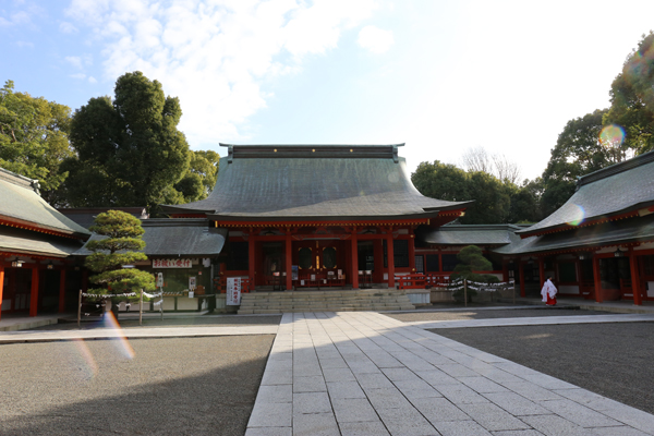 熊本 藤崎八旛宮