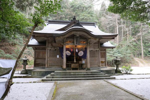 高千穂 二上神社