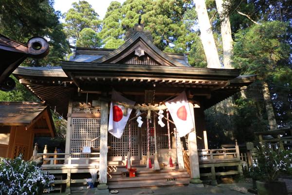 熊本 幣立神宮/幣立神社