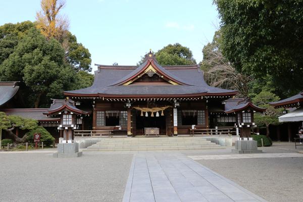 熊本 出水神社