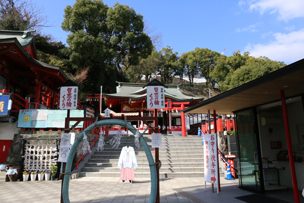 熊本 熊本城稲荷神社