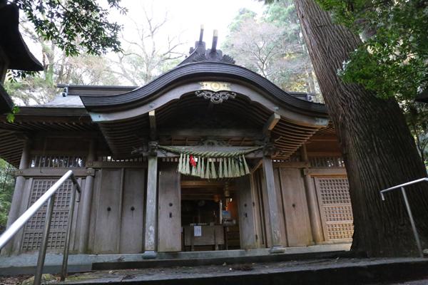 高千穂 槵觸神社