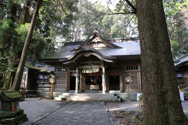 高千穂 高千穂神社