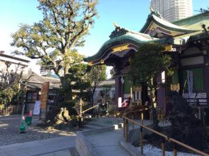 東京 高木神社