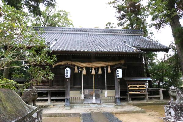 静岡 川津来宮神社