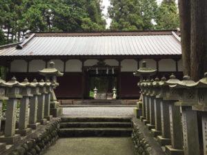 静岡 山宮浅間神社