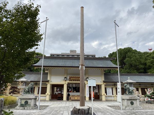 愛知 愛知縣護國神社