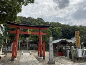 岐阜 橿森神社