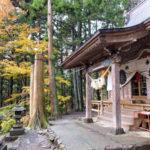 群馬 中之嶽神社