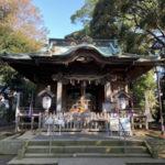 神奈川 鶴嶺八幡宮