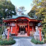 東京 自由が丘熊野神社