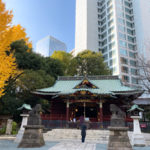 東京 金王八幡宮
