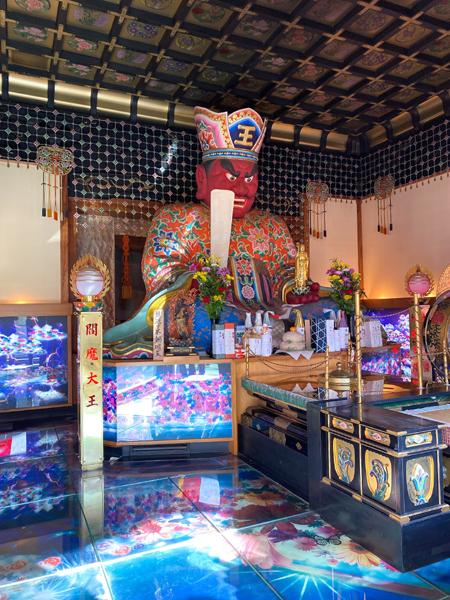 東京 法乗院(深川えんま堂)