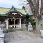 神奈川 戸部杉山神社