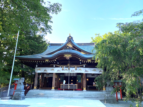 神奈川 鈴鹿明神社