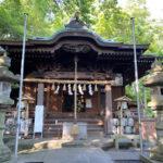 神奈川 座間神社