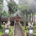 岐阜 高賀神社