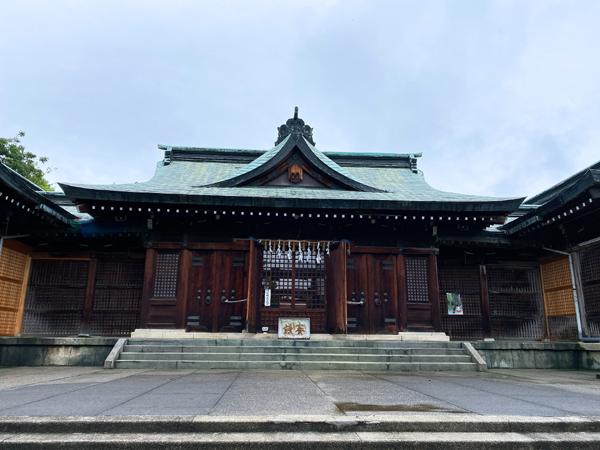 岐阜 濃飛護國神社