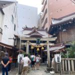 東京 小網神社