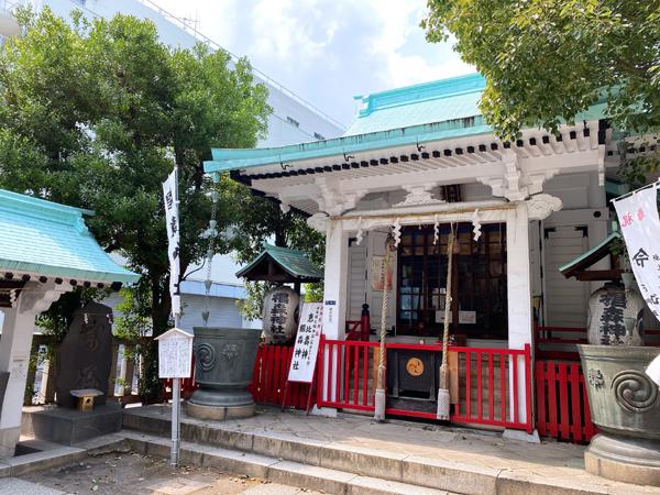 東京 椙森神社